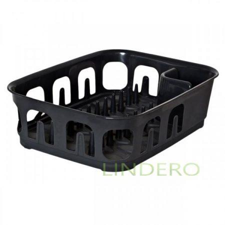 фото: Сушилка для посуды Essentials малая темно-серая [00743-308-00]