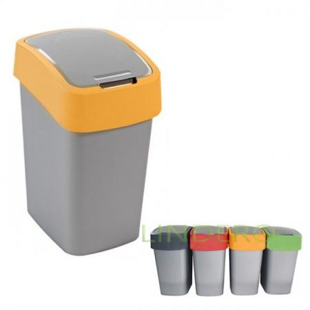 фото: Контейнер для мусора FLIP BIN 25л оранжевый [02171-535-00]