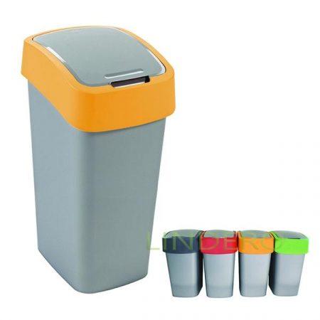 фото: Контейнер для мусора FLIP BIN 50л оранжевый [02172-535-00]