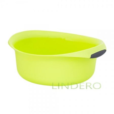 фото: Таз URBAN 9л зеленый/серый [02335-590-00]