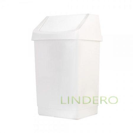фото: Контейнер для мусора КЛИК-ИТ 50л бежевый [04045-844]