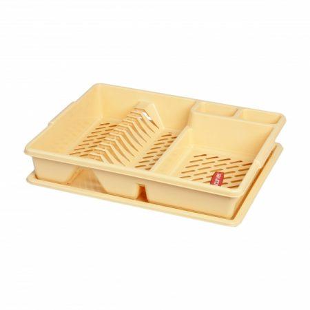 фото: Сушилка для посуды желтый [13401-244]