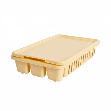 фото: Сушилка для посуды малая желтый [13402-244]