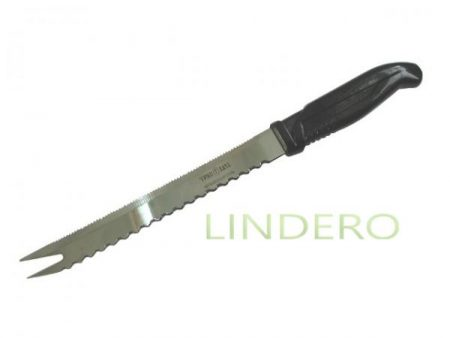 """фото: Нож д/замор.продук.  190/315мм """"Снежинка"""" [210]По;"""