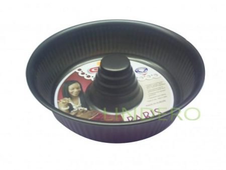 фото: Форма GEOR для кекса круглая 26 см [5067001]По