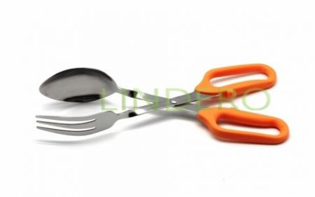 фото: Щипцы для салата  [18LF-1004-O]