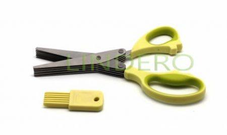фото: Ножницы с мульти-лезвиями  [18LF-1005-G]
