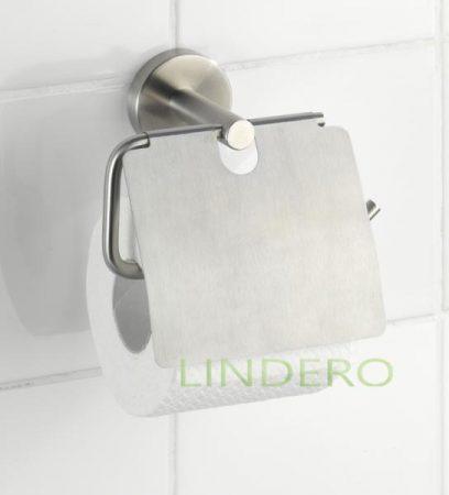 фото: Держатель туалетной бумаги с крышкой BOSIO [19648100]