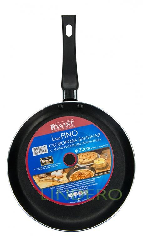фото: Сковорода блинная 22 см FINO [93-AL-FI-5-22]