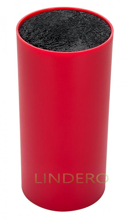 фото: Подставка для ножей универ. 22х11х11 пласт. п/п волокно  Linia BLOCK [93-KN-WB-11]