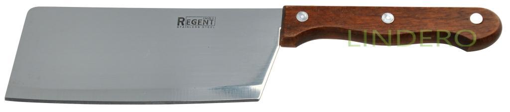 фото: Нож-топорик 165/290 мм (cleaver 7″) Linea ECO [93-WH2-8]