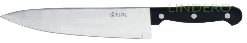 фото: Нож-шеф разделочный 205/320мм (chef 8″) Linea FORTE [93-BL-1]