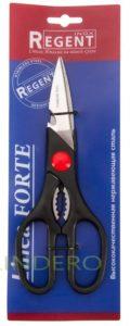 фото: Ножницы кухонные 200×1,8 Linea FORTE [93-BL-12.3]