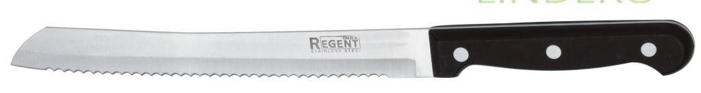 фото: Нож хлебный 205/320мм (bread 8″) Linea FORTE [93-BL-2]