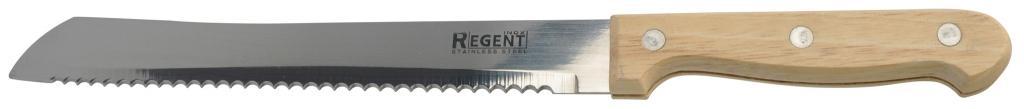 фото: Нож хлебный 205/320мм (bread 8″) Linea RETRO [93-WH1-2]