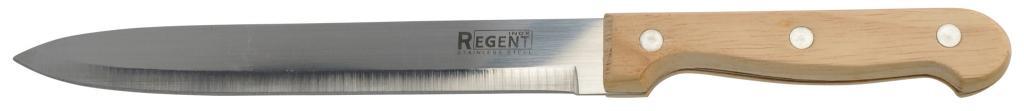 фото: Нож разделочный 200/320мм (slicer 8″) Linea RETRO [93-WH1-3]