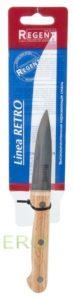 фото: Нож для овощей 100/120мм (paring 4″) Linea RETRO [93-WH1-6.2]