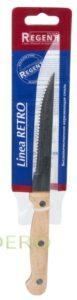 фото: Нож для стейка 125/220мм (steak 5″) Linea RETRO [93-WH1-7]