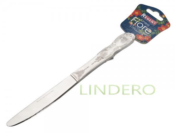 фото: Нож столовый 3 пр. на подвесе  FIORE [93-CU-FI-01.3]