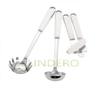 фото: Нож универсальный – White and Stainless Steel [400261]
