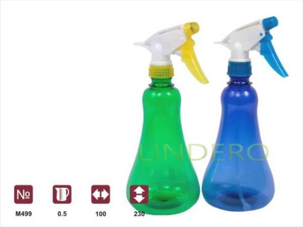 фото: Распылитель жидкости Капелька 0,5 л [М499]