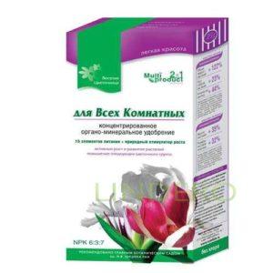 фото: Bona Forte жидкое компл. удобр. для всех комн. растений (250 мл) [BF21060011]