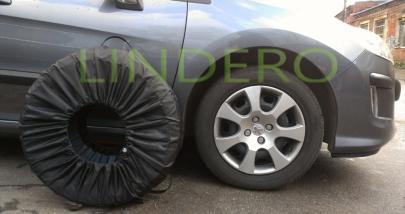 фото: Авточехол для колес малый 250×60 (R13-R18) [авточехол м]