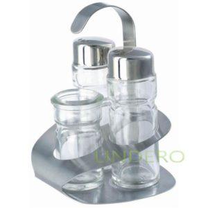 фото: Набор для специй Aroma, 4 предмета [93-DE-AR-09]