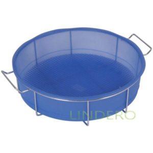 фото: Форма Silicone для пирога круглая, 25х6 см [93-SI-FO-05]