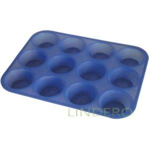 фото: Форма Silicone для кексов, 33х25х3 см [93-SI-FO-08]