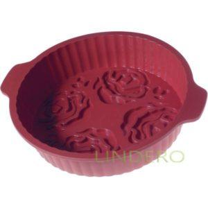 "фото: Форма для выпечки Silicone ""Букет"", 27х6,5 см [93-SI-FO-37]"
