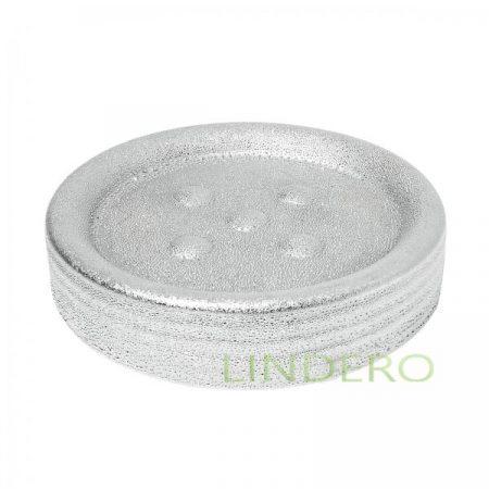 фото: Мыльница керамическая POLARIS JUWEL silver [21994100]