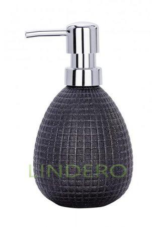 фото: Диспенсер для мыла керамический POLARIS JET antra [21995100]