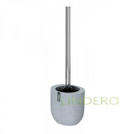 фото: Ершик для унитаза PURO anthracite [22025100]