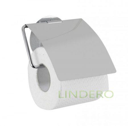 фото: Держатель туалетной бумаги с крышкой STATIC-LOC [22208100]