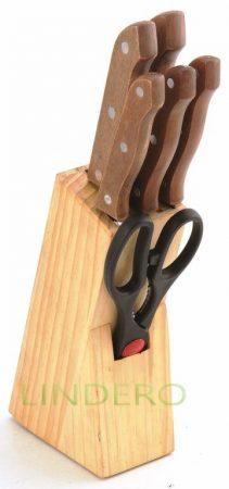 фото: Набор ножей 7 пр. [24600-EKS01]