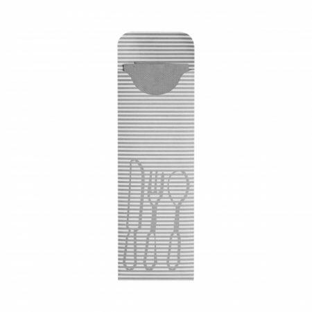 фото: Чехол для столовых приборов 1шт серый [81012-1]