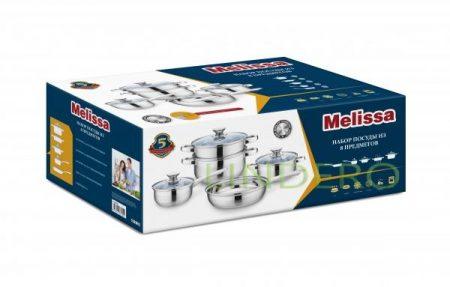 фото: Набор посуды 8 предметов MELISSA [ass402]