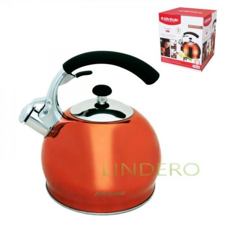 фото: Чайник со свистком COOPER 2.5л [ass925]