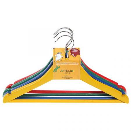 фото: Набор детских вешалок, 35 см [AHC254]