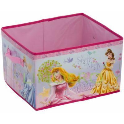 фото: Коробка для хранения Disney Princess, 33х28.5х20 см. [ASC028]
