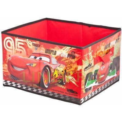 фото: Коробка для хранения Disney Cars, 33х28.5х20 см. [ASC128]