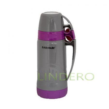 фото: Термос с двумя чашками FAMILY 1л [avf401]