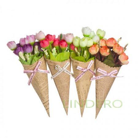 фото: Розы в букете 189 см [B-YI-03R]