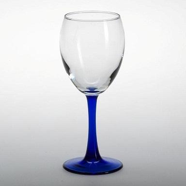 фото: Набор бокалов IMPERIAL BLUE 4шт 240мл [BP44799BBM]