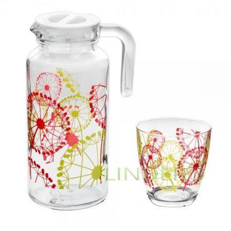 фото: Набор кувшин + 6 стаканов ФАЗЕНДА [BP95972BD1]