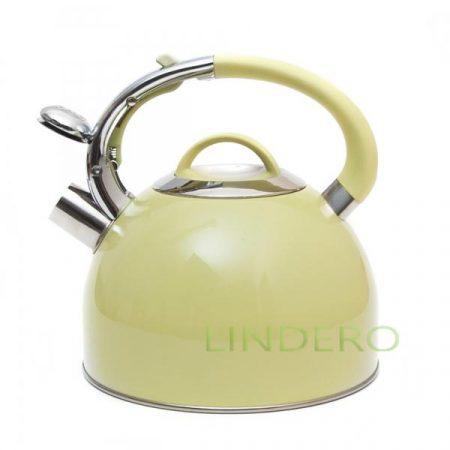 фото: Чайник со свистком DERBY 2.5л [ASS305]