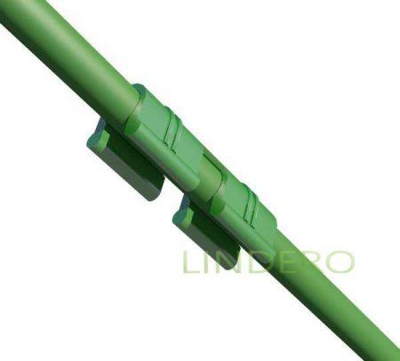 фото: Зажим универсальный для трубки D-12mm (18шт.) []