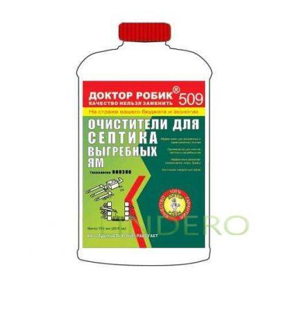 фото: Очиститель для септика и выгребных ям [509]