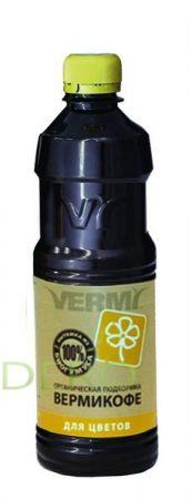 фото: Органическая подкормка ВермиКофе для цветов 1л []